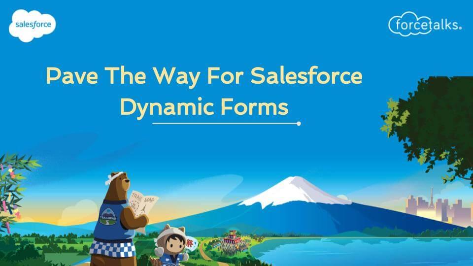 Salesforce Dynamic Forms