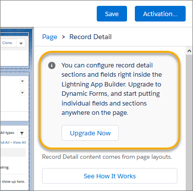 Salesforce Dynamic Form