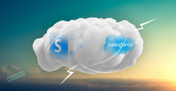 Salesforce Sharepoint