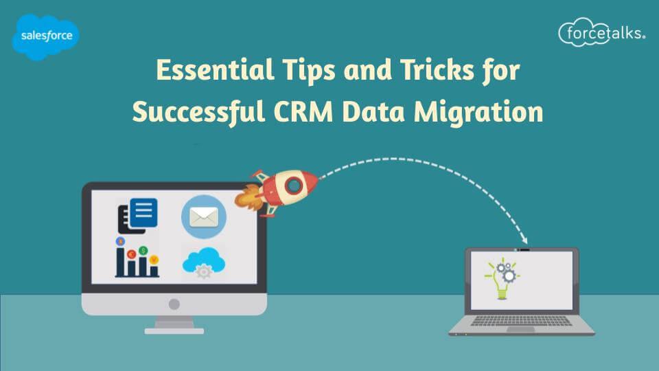 CRM Data Migration