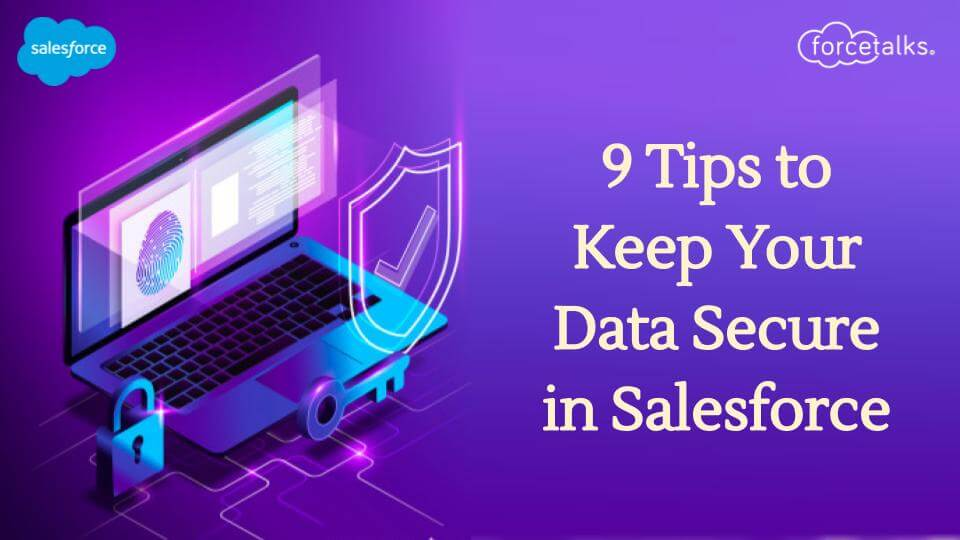 Data Secure in Salesforce