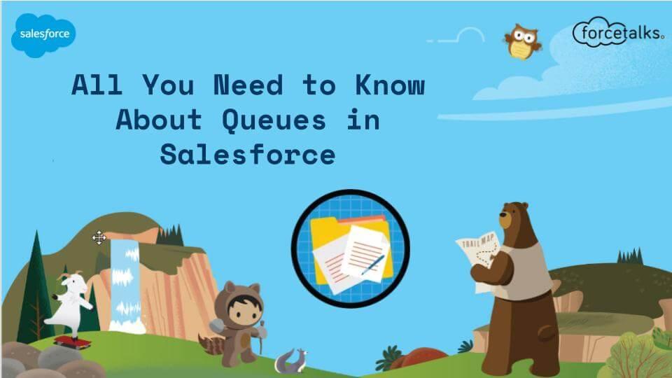 Queues in Salesforce