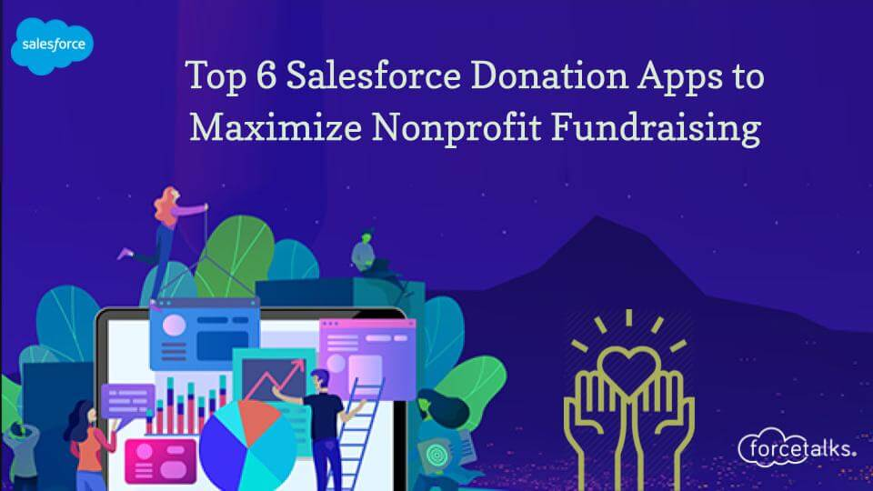 Salesforce Donation Apps