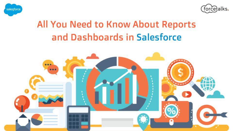 Dashboards in Salesforce