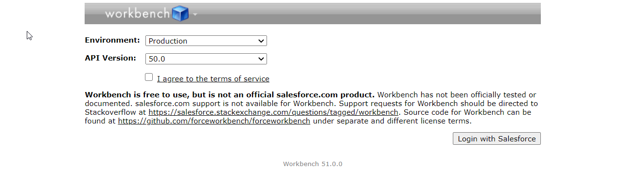 Salesforce data export product