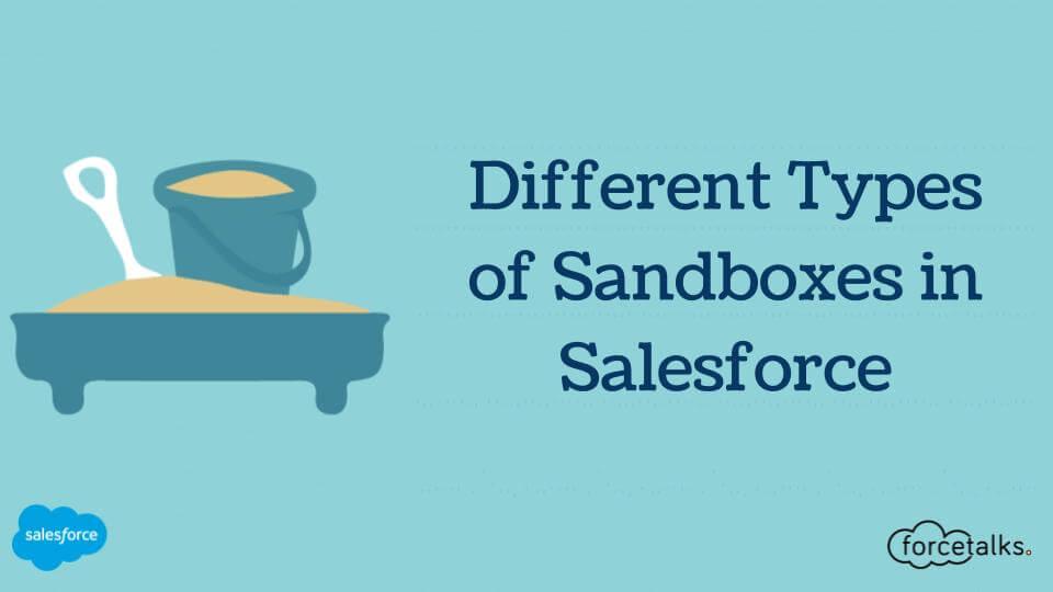 Sandboxes in Salesforce