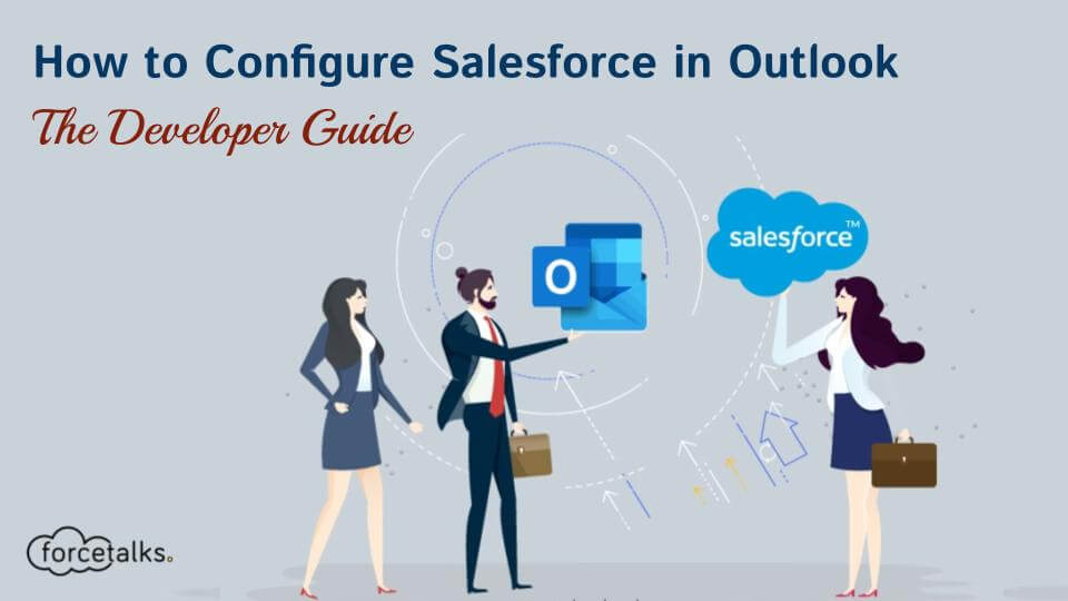 Salesforce in Outlook
