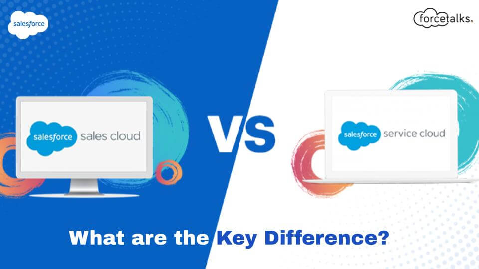 sales cloud vs service cloud