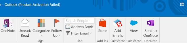 Add Salesforce