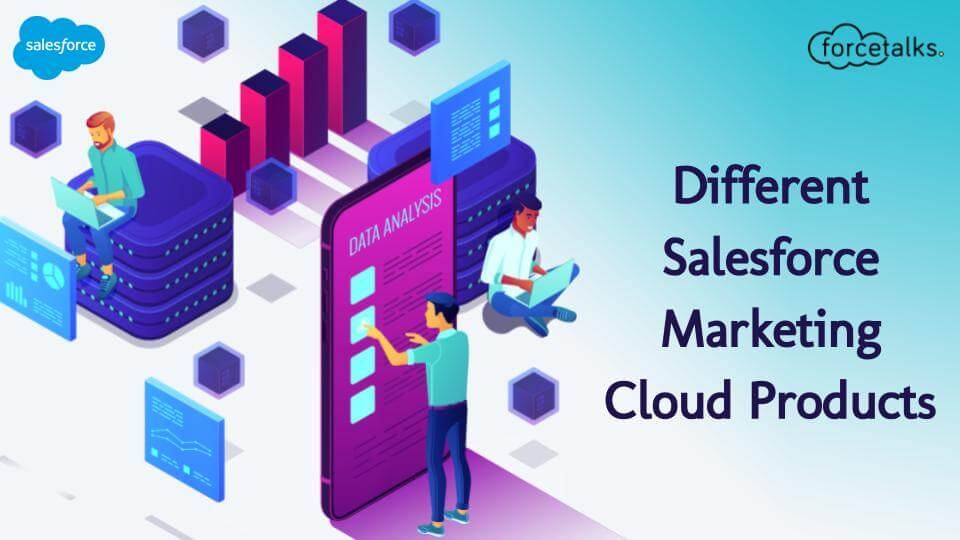 Marketing Cloud Products
