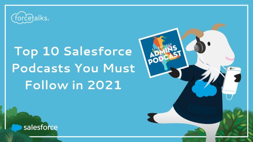 Salesforce Podcasts