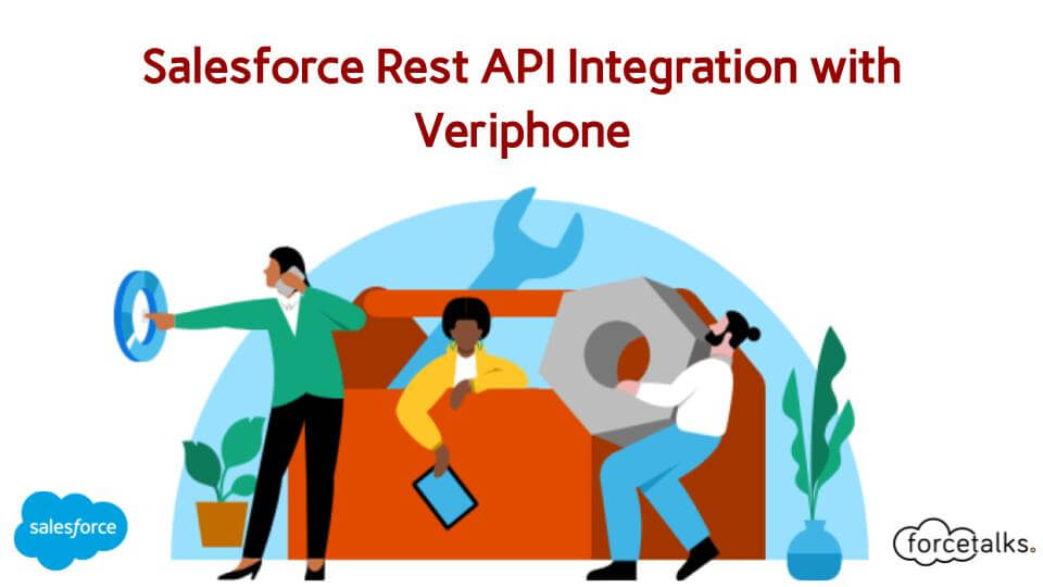 Salesforce Veriphone Integration