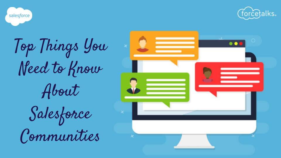 Salesforce Communities