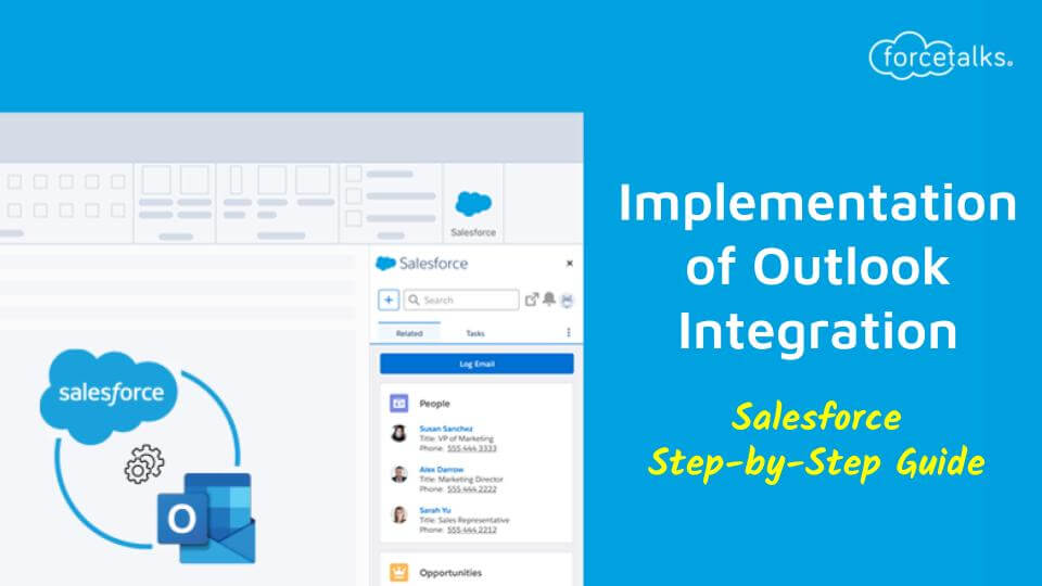 Outlook Integration with salesforce