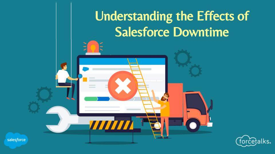 Salesforce Downtime