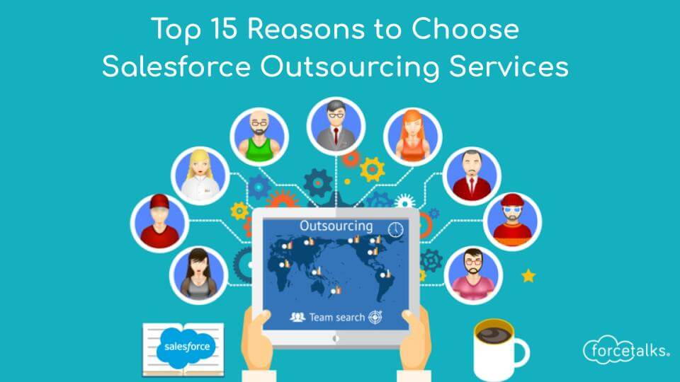 Salesforce Outsourcing Services