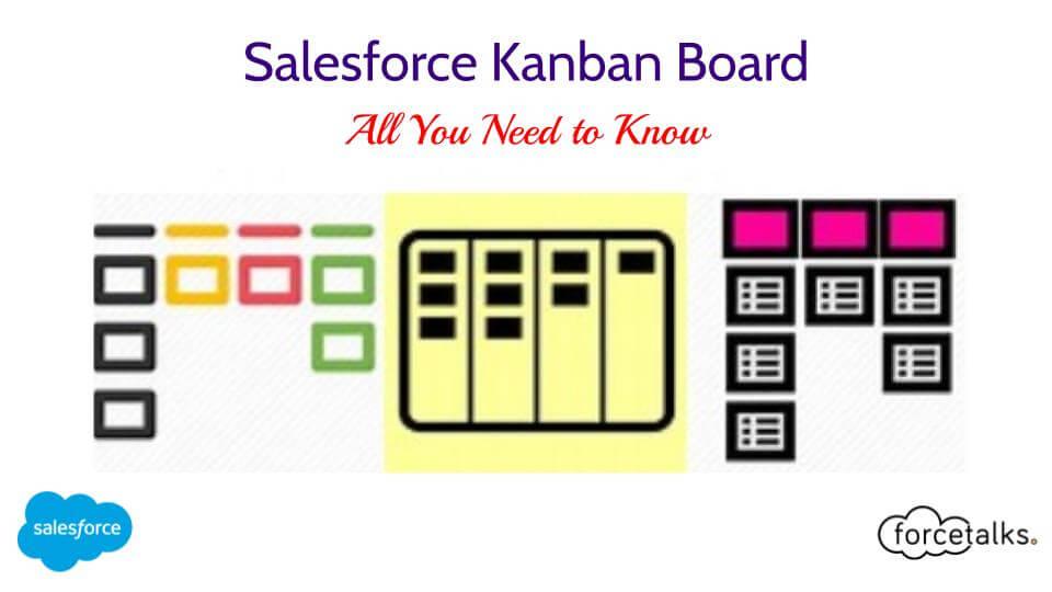 Salesforce Kanban