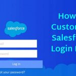 Customize Salesforce Login Page