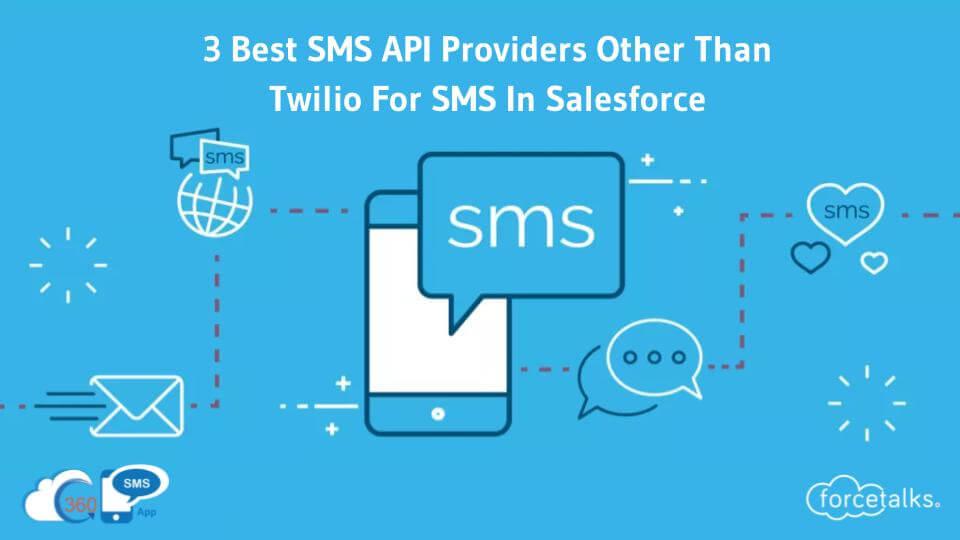 SMS In Salesforce