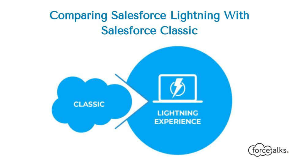 Salesforce Lightning With Salesforce Classic