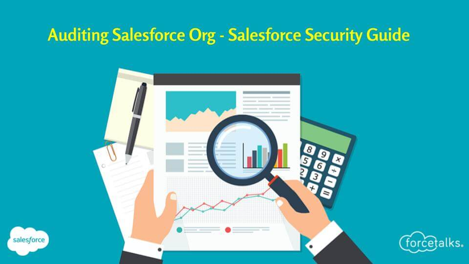 Auditing Salesforce Org