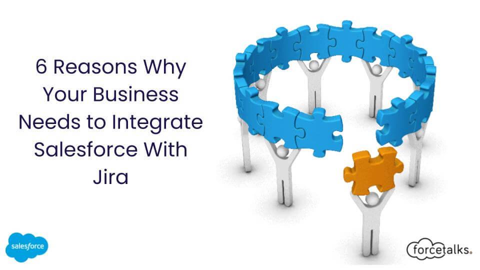 Integrate Salesforce With Jira