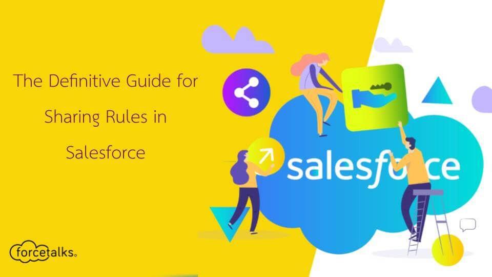 Sharing Rules in Salesforce