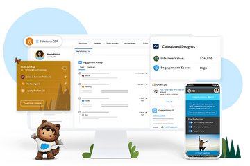 New Salesforce Digital 360 Features
