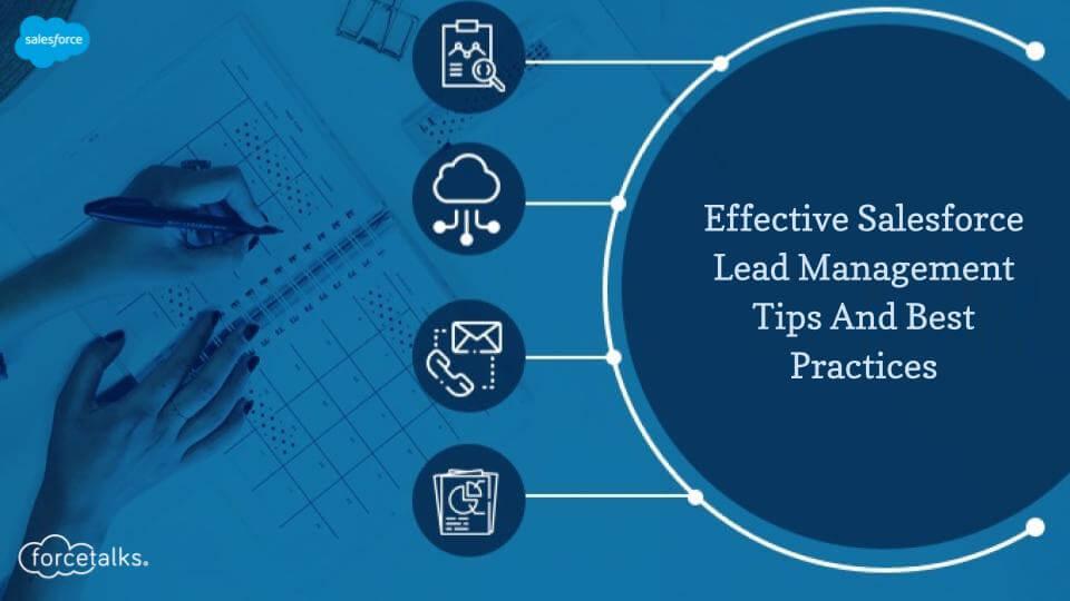 Salesforce Lead Management