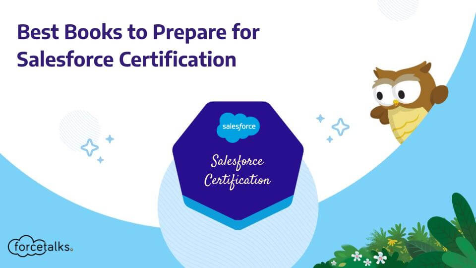 Salesforce Certification books