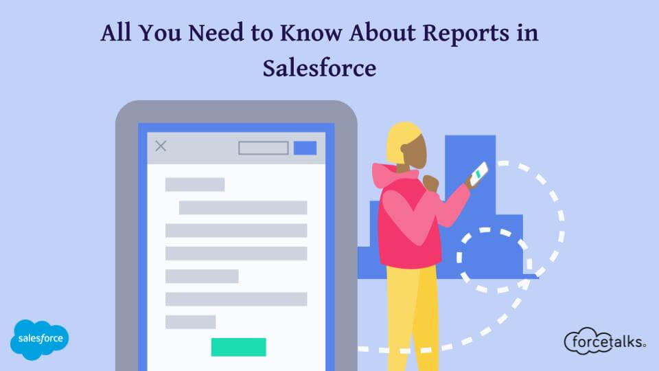 Reports in Salesforce