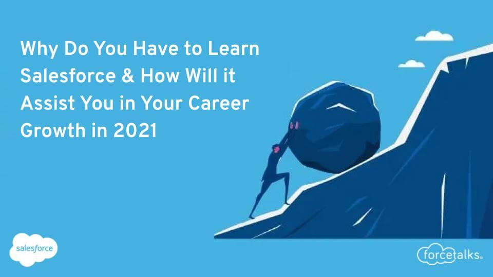 Salesforce career