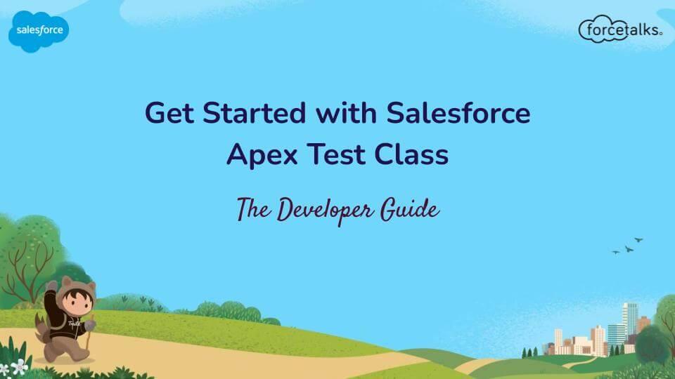Salesforce Apex Test Class