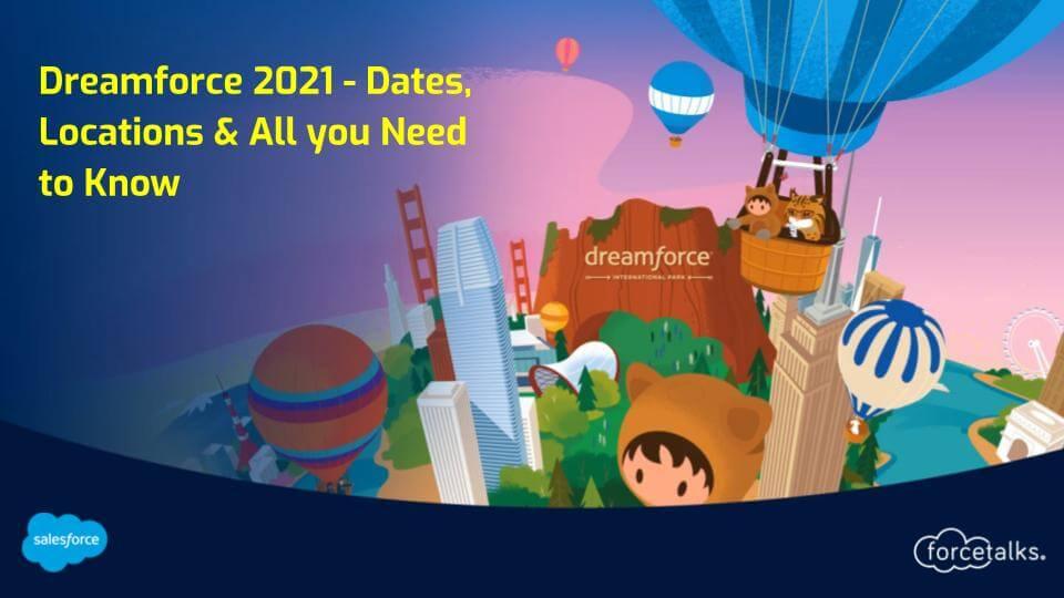 Dreamforce 2021