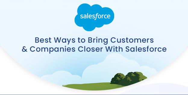 salesforce brings customers closer