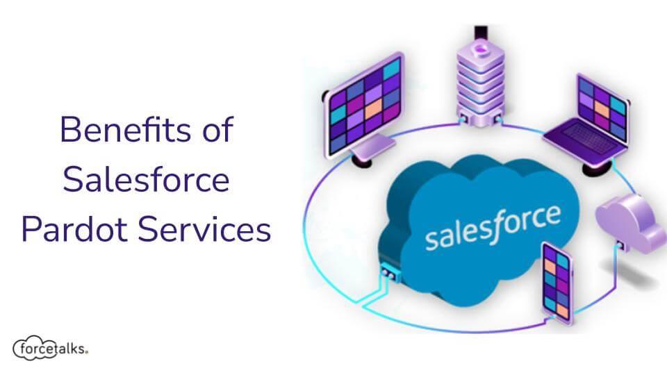 Salesforce Pardot Services