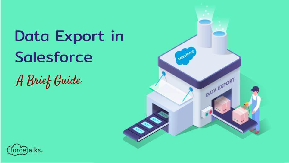 Data Export in Salesforce