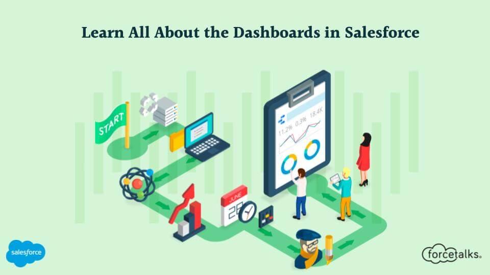 Dashboards in Salesforce