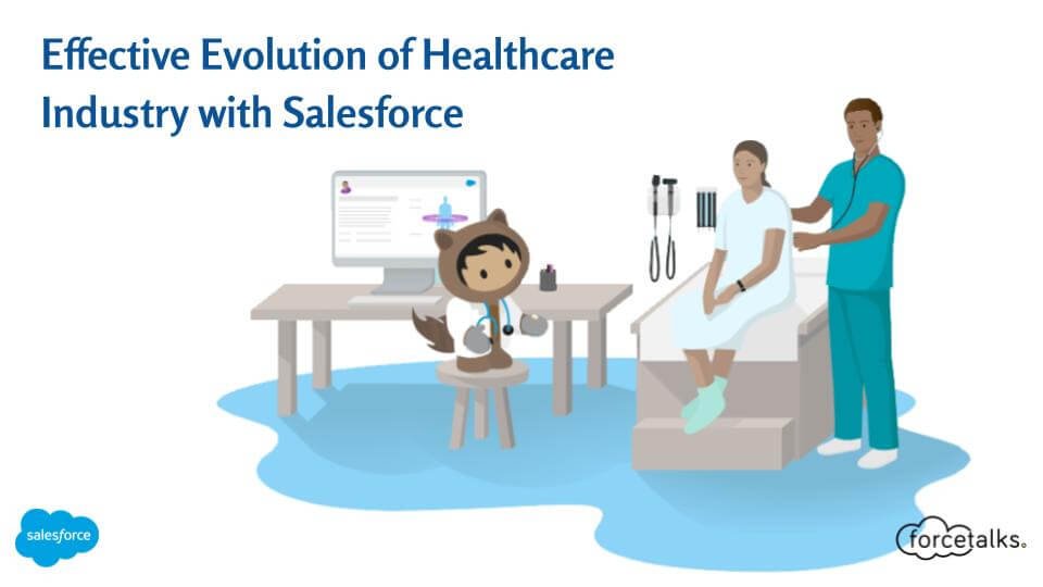 Healthcare Industry with Salesforce
