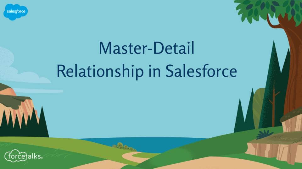 Master-Detail Relationship